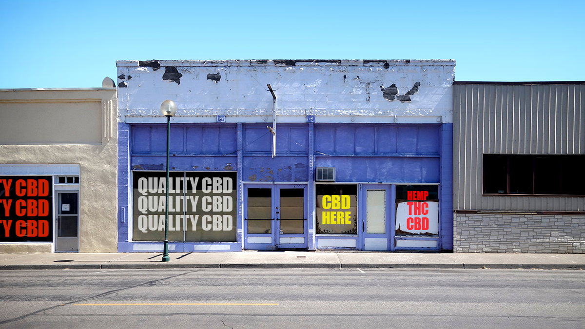 Not All CBD Is Created Equal: Identifying The High Quality Real From The Dangerous
